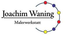 Malerwerkstatt Waning Logo